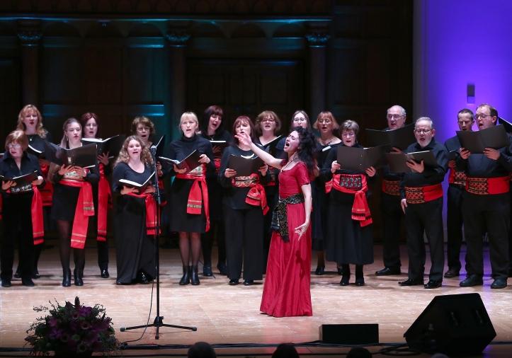 3. Choirs